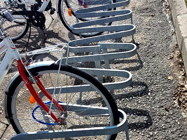 Bisiklet Park Yeri
